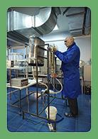 Регламентные работы оборудования в лаборатории Научной компании Фламена